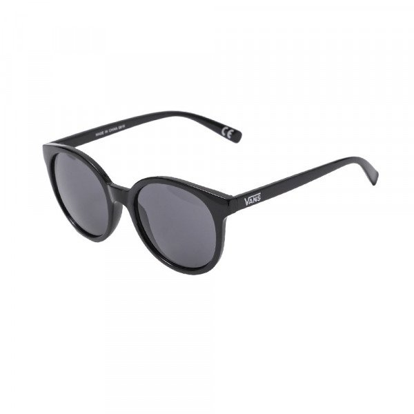 VANS BRILLES RISE AND SHINE BLACK SMOKE LENS
