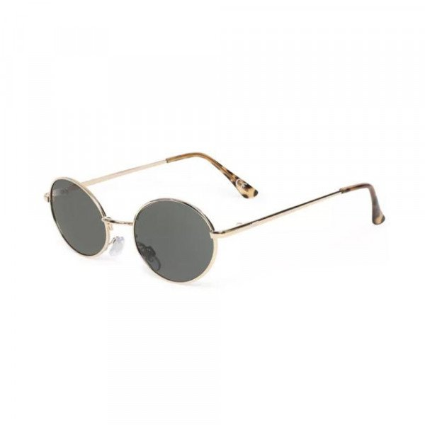 VANS BRILLES AS IF SUNGLASSES GOLD GREEN LENS