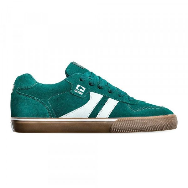 GLOBE SHOES ENCORE 2 DEEP TEAL GUM S20
