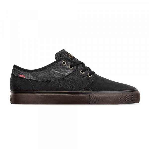 GLOBE SHOES MAHALO BLACK DENIM GUM S20