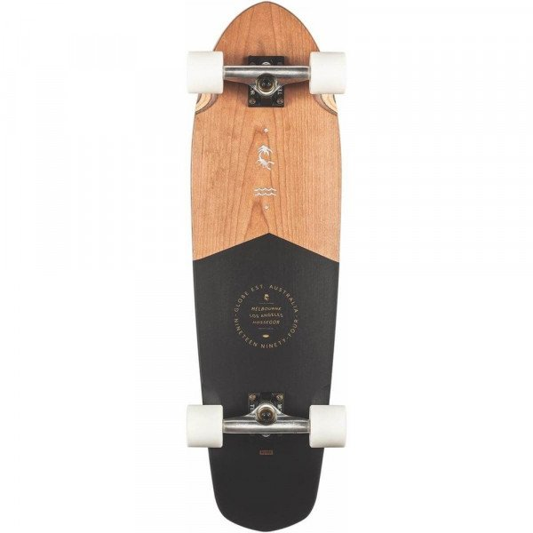 GLOBE LONGBOARD BIG BLAZER BLACK CHERRY 32
