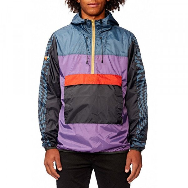 GLOBE JAKA COF PACKABLE JACKET DUSTY GRAPE S20