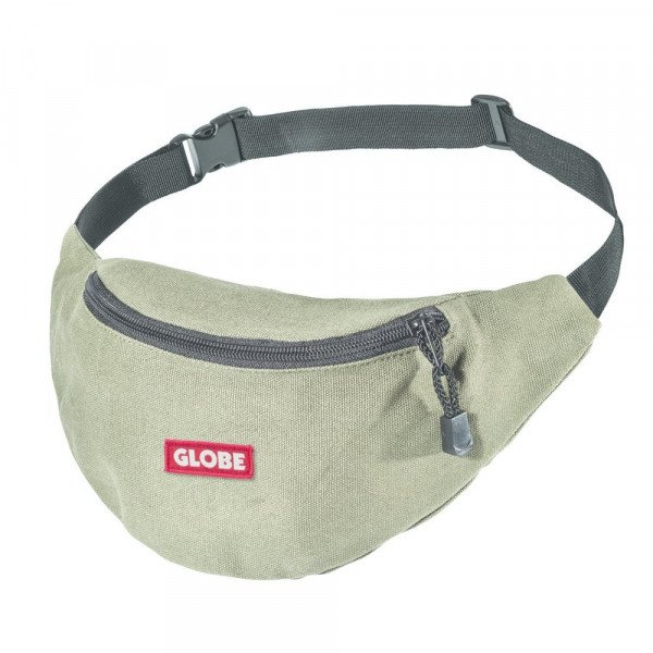 GLOBE SOMA RICHMOND SIDE BAG II LIGHT ARMY S20