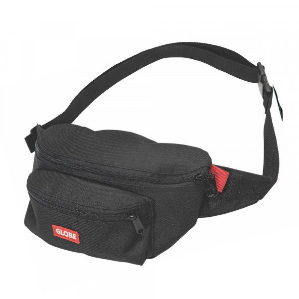 GLOBE SOMA BAR WAIST PACK BLACK S20
