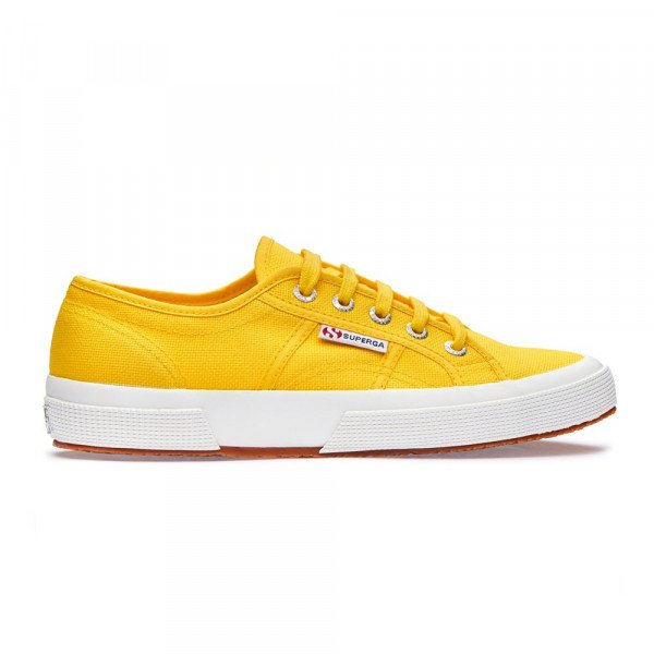 SUPERGA APAVI 2750 COTU CLASSIC YELLOW GOLDEN S20