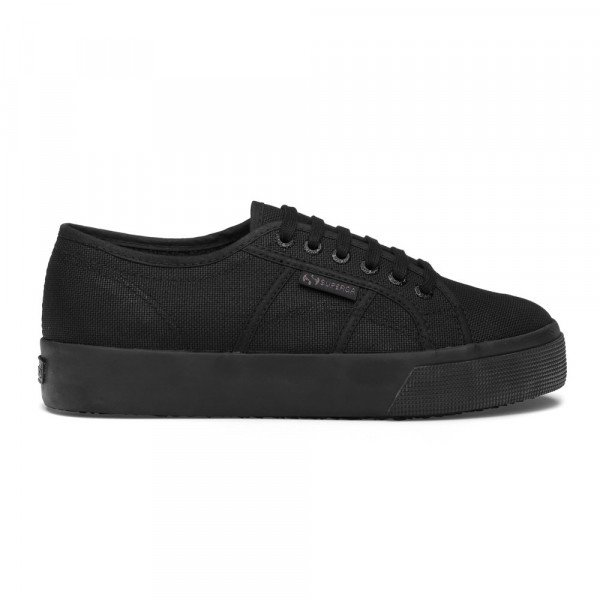 SUPERGA APAVI 2730 COTU TOTAL BLACK S20