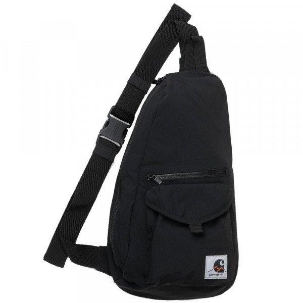 CARHARTT WIP SOMA HAYES SLING BAG BLACK S20