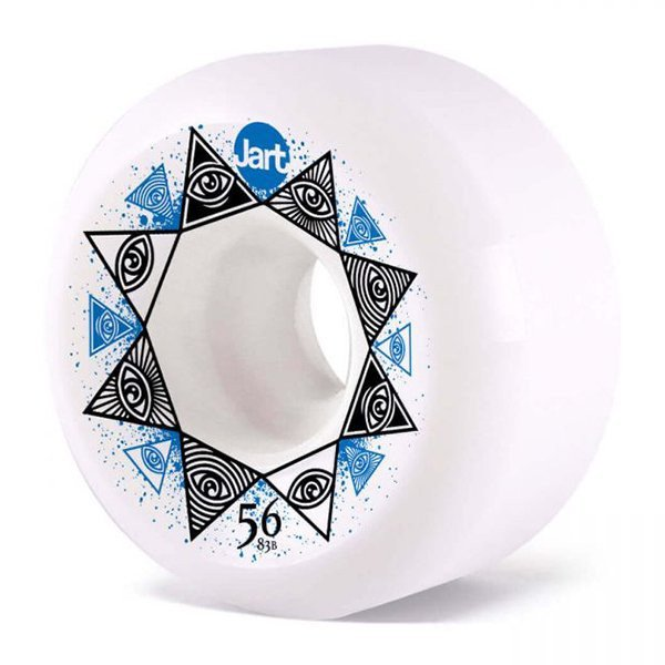 JART WHEELS BONDI ILLUMINATI 56 MM 83B
