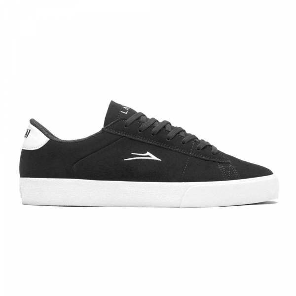 LAKAI SHOES NEWPORT BLACK SUEDE S20