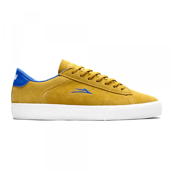 LAKAI SHOES NEWPORT GOLD ROYAL SUEDE S20