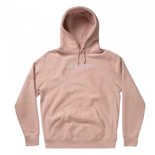LAKAI HOOD SIMPLE P/O HOOD DUSTY PINK S20