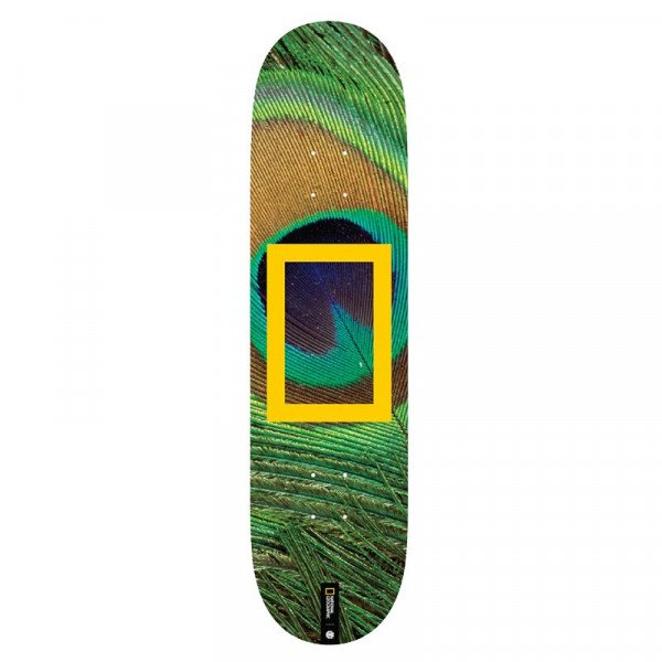 ELEMENT KLĀJS NAT GEO PEACOCK 8 DECK