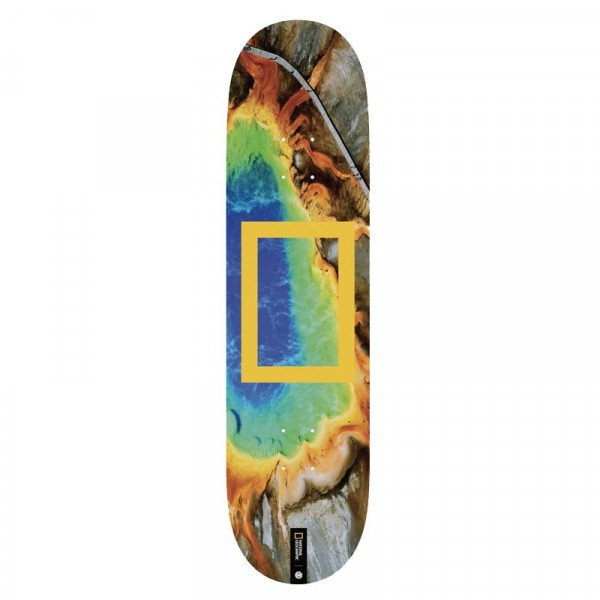 ELEMENT NAT GEO PRISMATIC 8.25 DECK