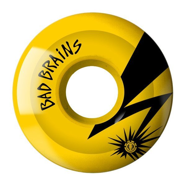 ELEMENT RITENĪŠI BAD BRAINS SAILIN ON 62 MM