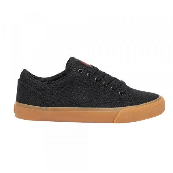 ELEMENT SHOES CREETON KIDS BLACK GUM RED S20