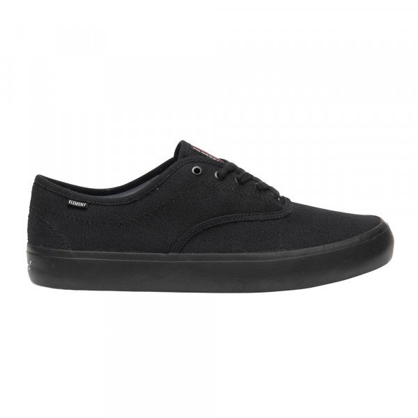 ELEMENT SHOES PASSIPH FLINT BLACK S20