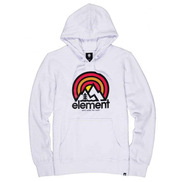 ELEMENT HOOD SONATA FT HOOD OPTIC WHITE S20