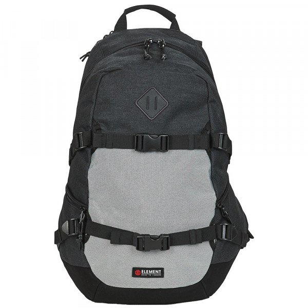 ELEMENT SOMA JAYWALKER BACKPACK BLACK HEATHER