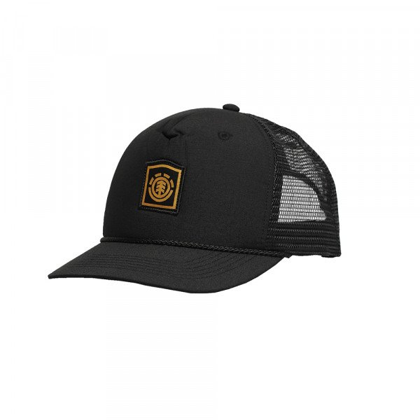 ELEMENT CEPURE WOLFEBORO TRUCKER FLINT BLACK S20