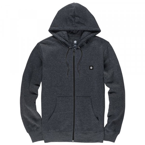 ELEMENT ZIP-HOOD 92 ZH CHARCOAL HEATHER S20