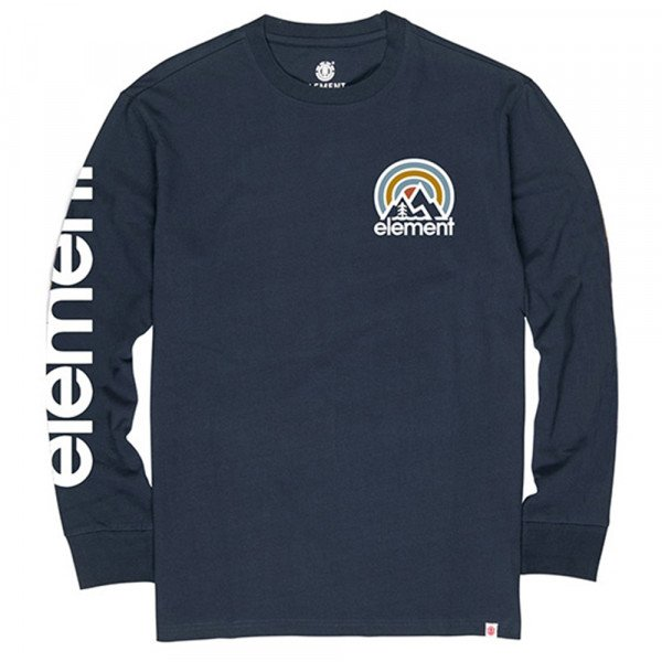 ELEMENT LONGSLEEVE SONATA LS ECLIPSE NAVY S20