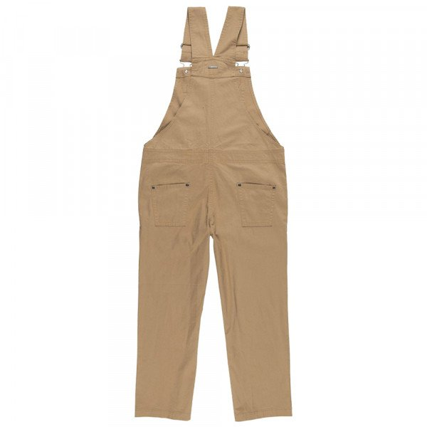 ELEMENT PANTS GOOD DAYZ OVERALL DESERT KHAKI S20
