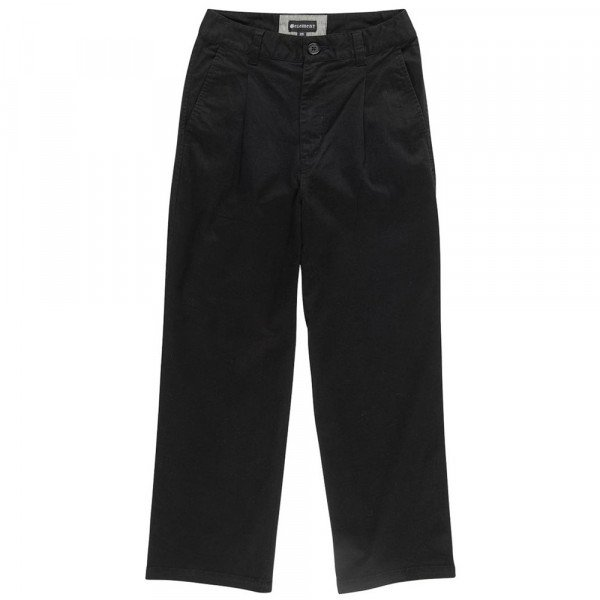 ELEMENT PANTS OLSEN WOMEN FLINT BLACK S20