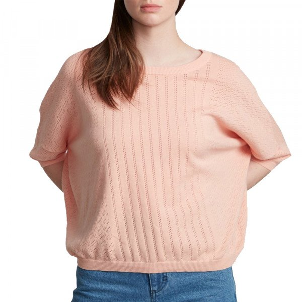ELEMENT SWEATER MEMORIES CORAL PINK S20