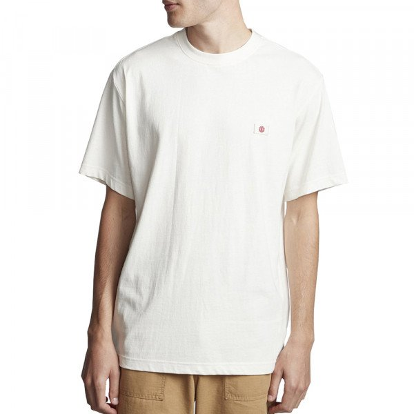 ELEMENT T-SHIRT TOKYO CR OFF WHITE S20