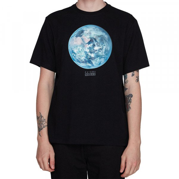 ELEMENT T-SHIRT EARTH SS TEE FLINT BLACK S20