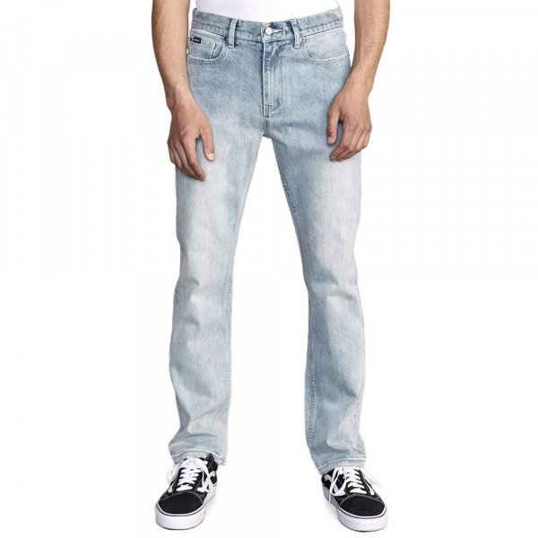 RVCA DŽINSI WEEKEND DENIM STONE VINTAGE S20