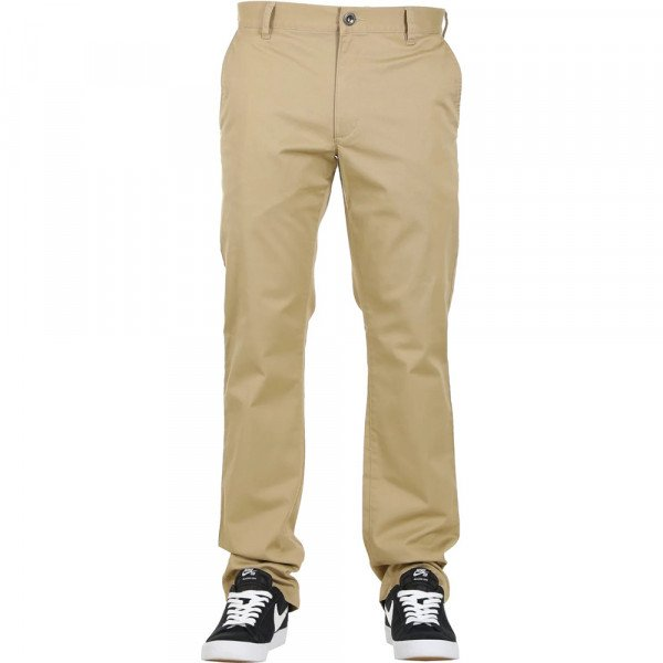 RVCA PANTS THE WEEKEND STRETCH KHAKI S20