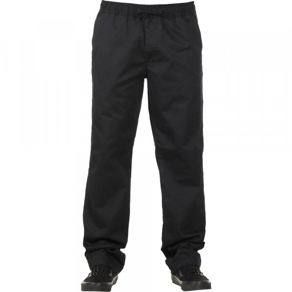 RVCA PANTS WEEKEND ELASTIC PANT RVCA BLACK S20