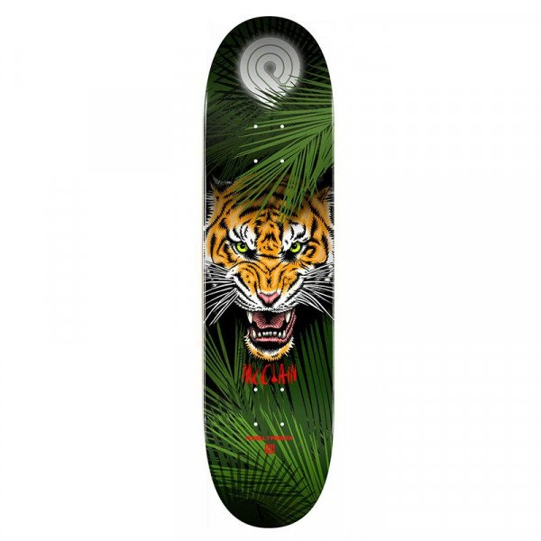 POWELL PERALTA BRAD MCCLAIN TIGER 8.25 DECK