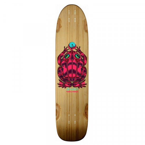 POWELL PERALTA BYRON ESSERT FROG MINI BAMBOO 9 DECK