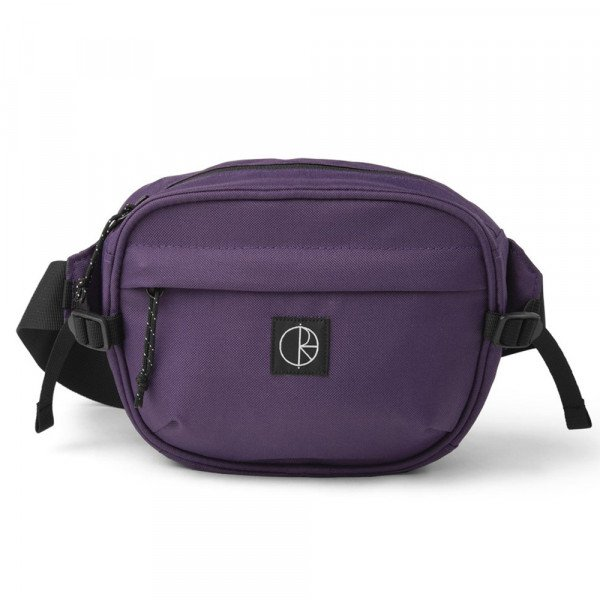 POLAR SOMA CORDURA HIP BAG PURPLE S20