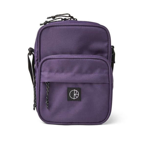 POLAR SOMA CORDURA POCKET DEALER BAG PURPLE S20