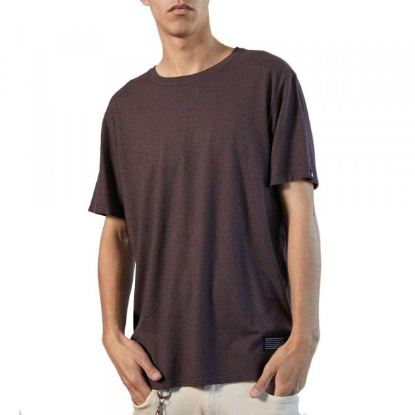 AFENDS T-SHIRT CLASSIC MULBERRY S20