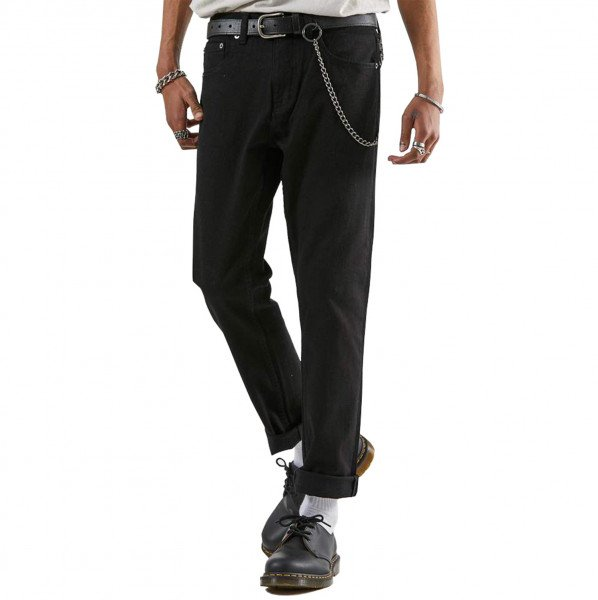 AFENDS JEANS SOCIETY BLACK