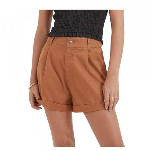AFENDS SHORTS JUNE CLAY S20