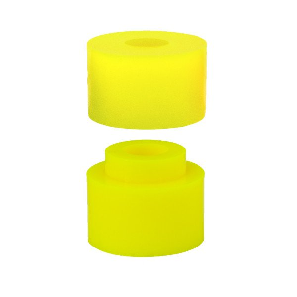 VENOM DETAĻA HPF CALIBER PLUG BARREL BUSHINGS YELLOW