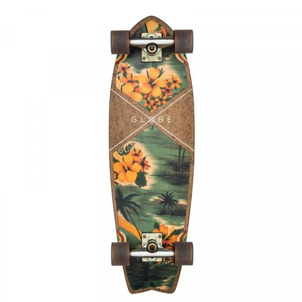 GLOBE LONGBOARD SUN CITY COCONUT HAWAIIAN 30