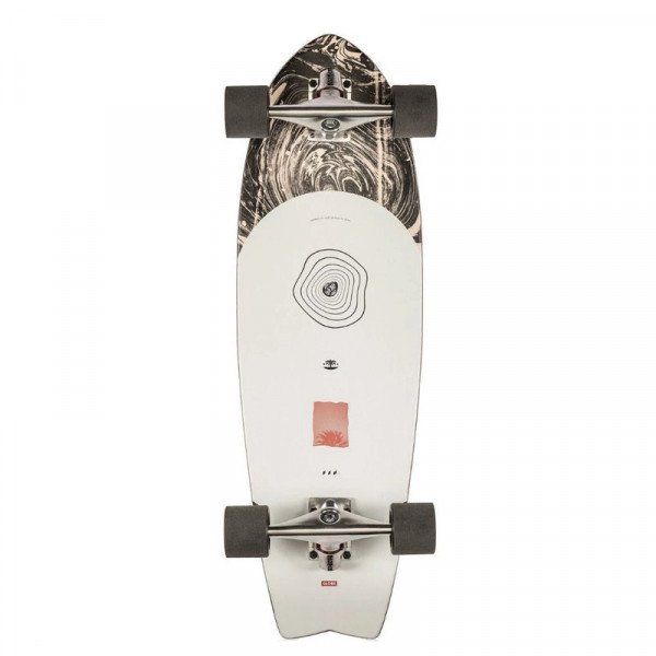 GLOBE LONGBOARD SUN CITY ON SHORE BLACKBALL 30