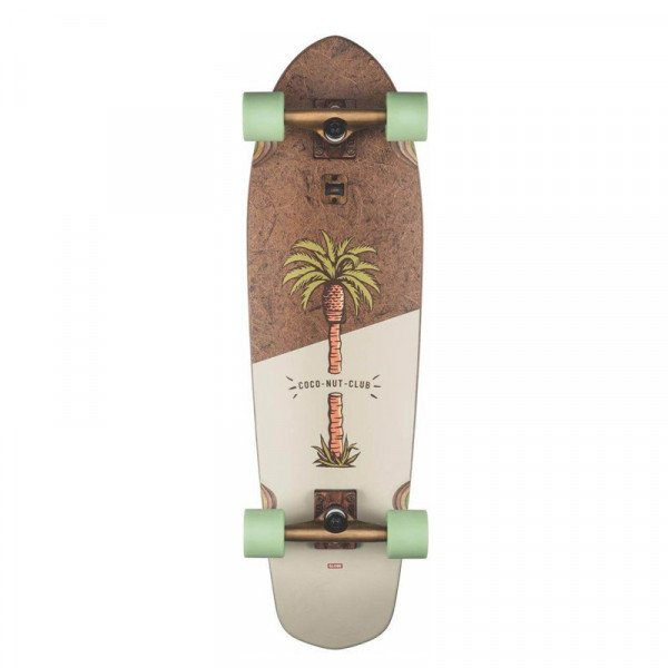 GLOBE LONGBOARD BIG BLAZER COCONUT PALM 32
