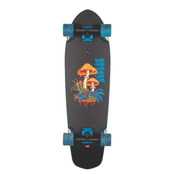 GLOBE LONGBOARD BIG BLAZER NATURE WALK BLUE 32
