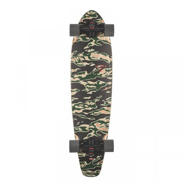 GLOBE LONGBOARD THE ALL TIME TIGER CAMO 35