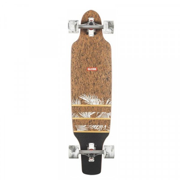 GLOBE LONGBOARD SPEARPOINT MINI CORK AGAVE 33