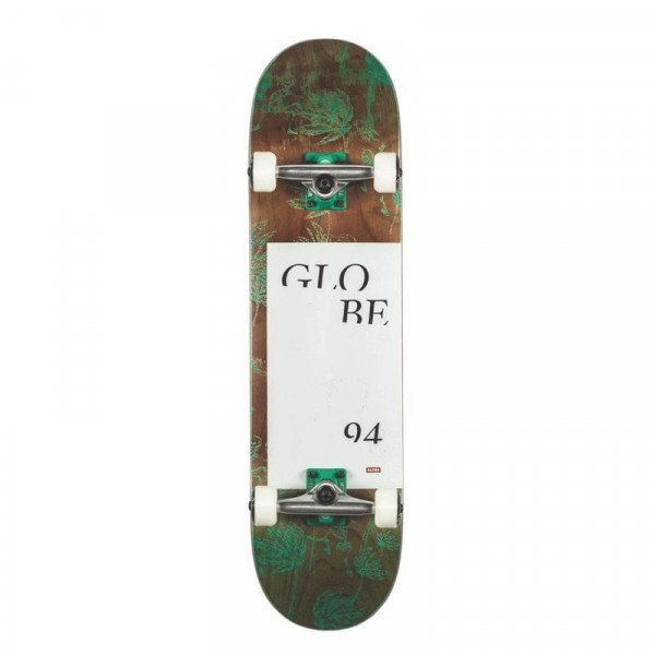 GLOBE COMPLETE G2 TYPHOON GREEN 8.125