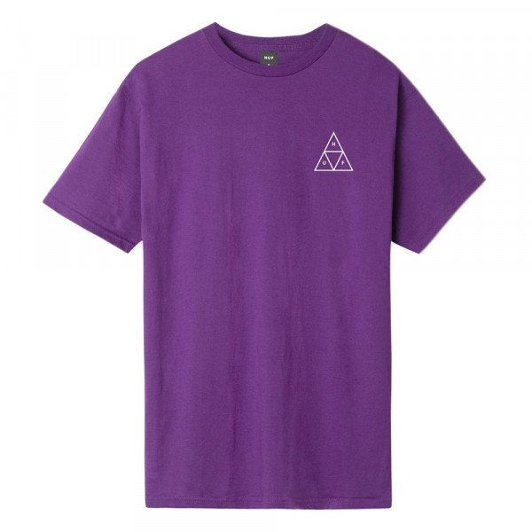 HUF T-SHIRT ANCIENTS ALIENS GRAPE