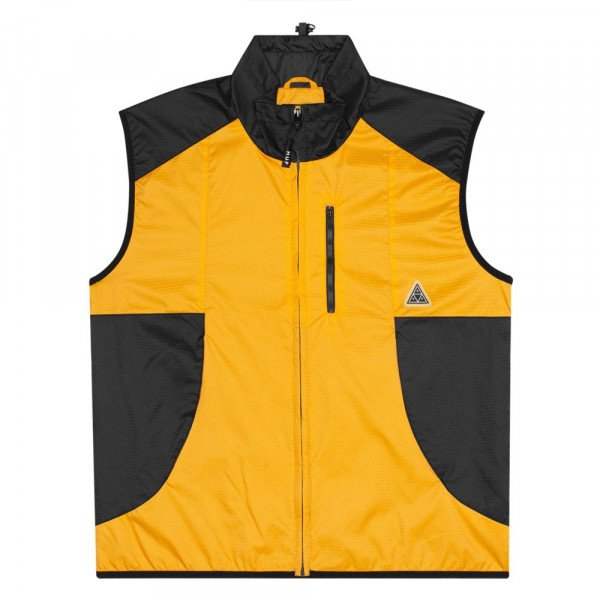 HUF VEST PEAK TECH PERSIMMON